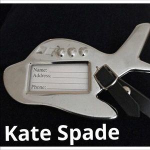 Kate Spade ID Luggage Tag